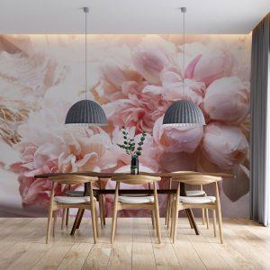 Pink Peony Wallpaper