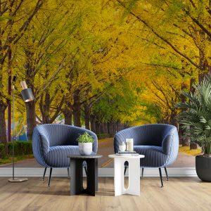 Autumn Rd Wallpaper